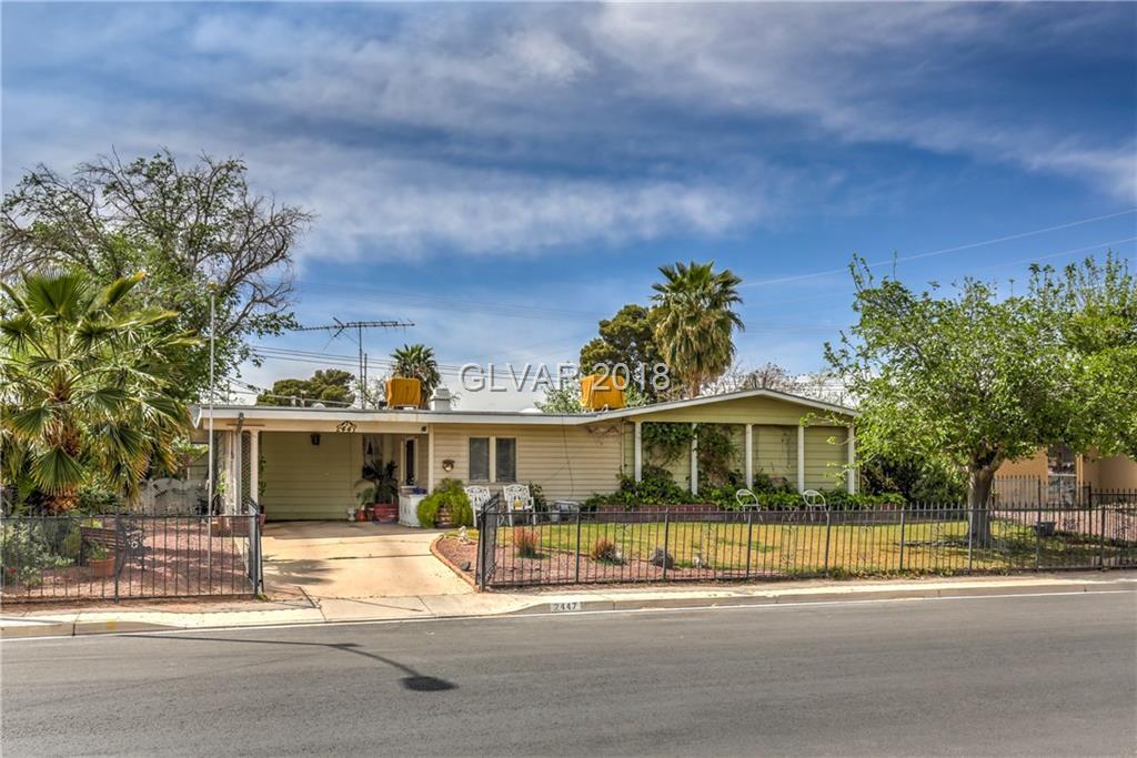 2447 Winterwood Boulevard Las Vegas NV 89142