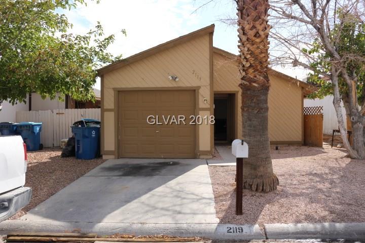 2119 San Simeon Street Las Vegas NV 89108