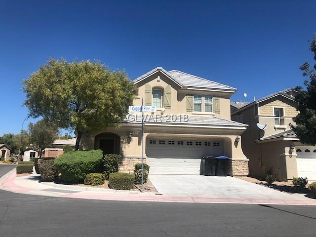 12 Copper Pine Avenue North Las Vegas NV 89031