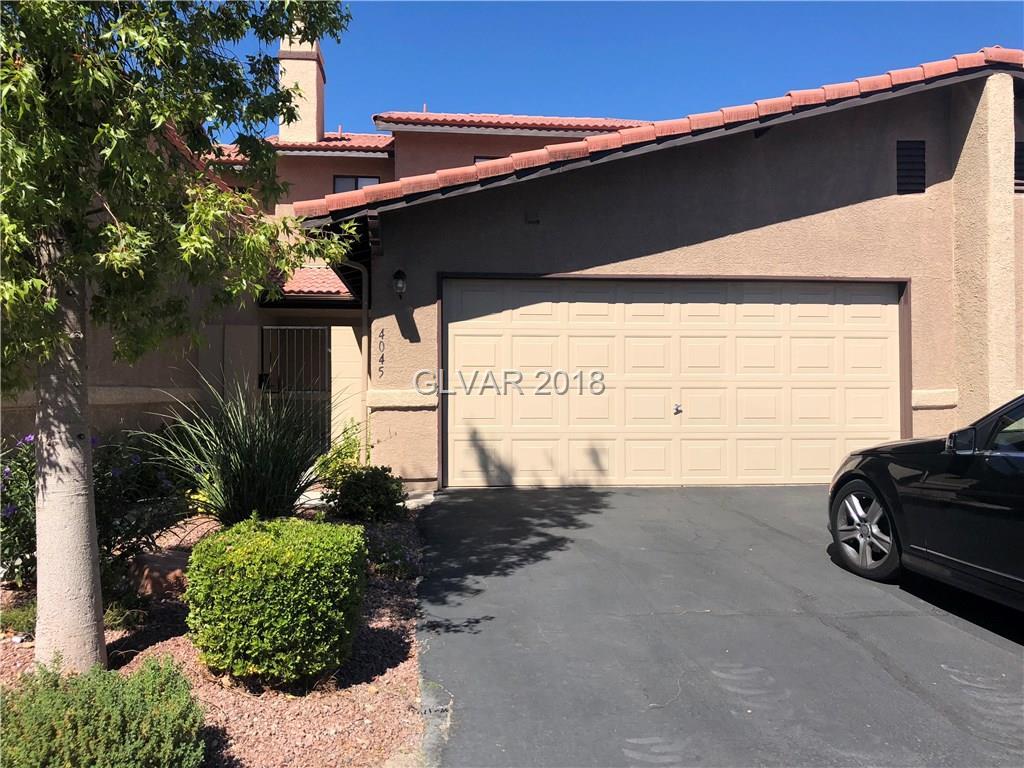4045 Delos Drive Las Vegas NV 89103