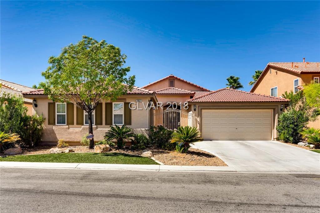 7857 Prairie Bluff Street Las Vegas NV 89113