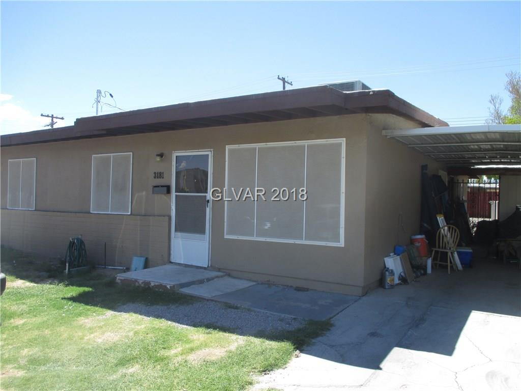 3181 Ferndale Street Las Vegas NV 89121
