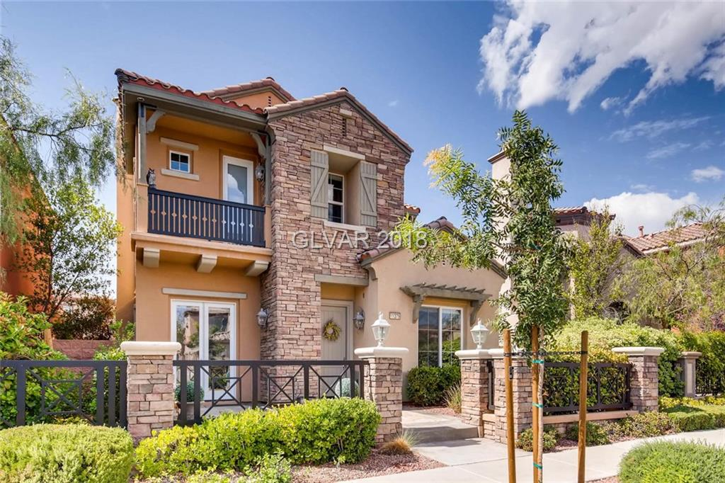 Home for sale in Summerlin South Las Vegas Florida