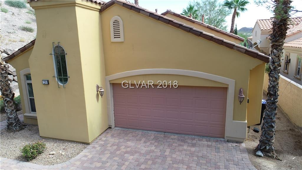 28 Via Ravello  Henderson, NV 89011