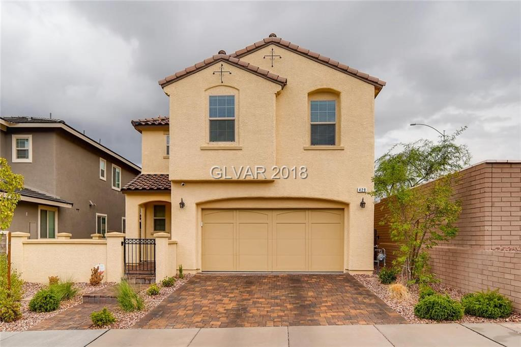 429 Cadence View Way  Henderson, NV 89011