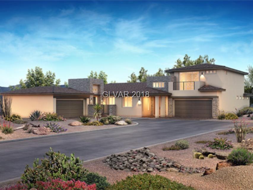 4291 Sunrise Flats Street N/a  Las Vegas, NV 89135