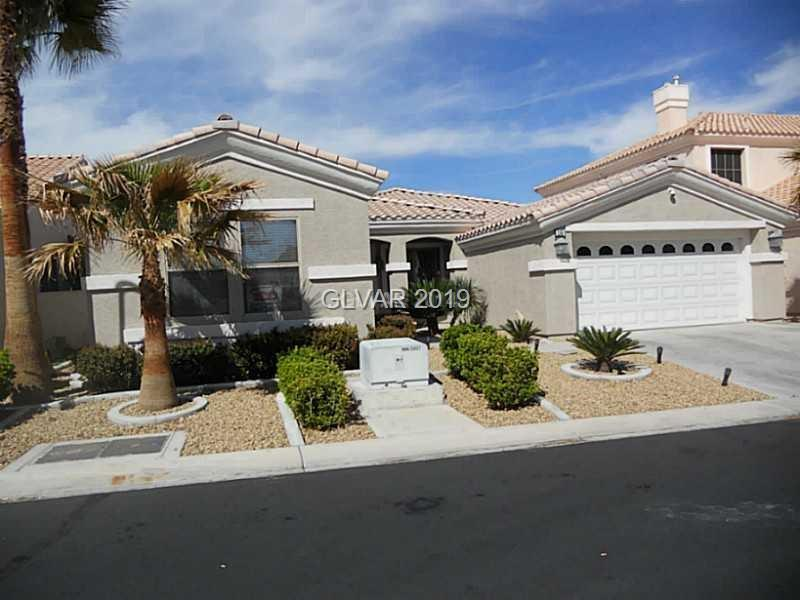 Home for sale in Rhodes Ranch Las Vegas Florida