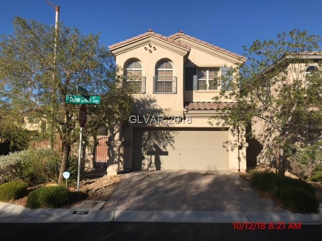 11051 Cusak Close Street  Las Vegas, NV 89179