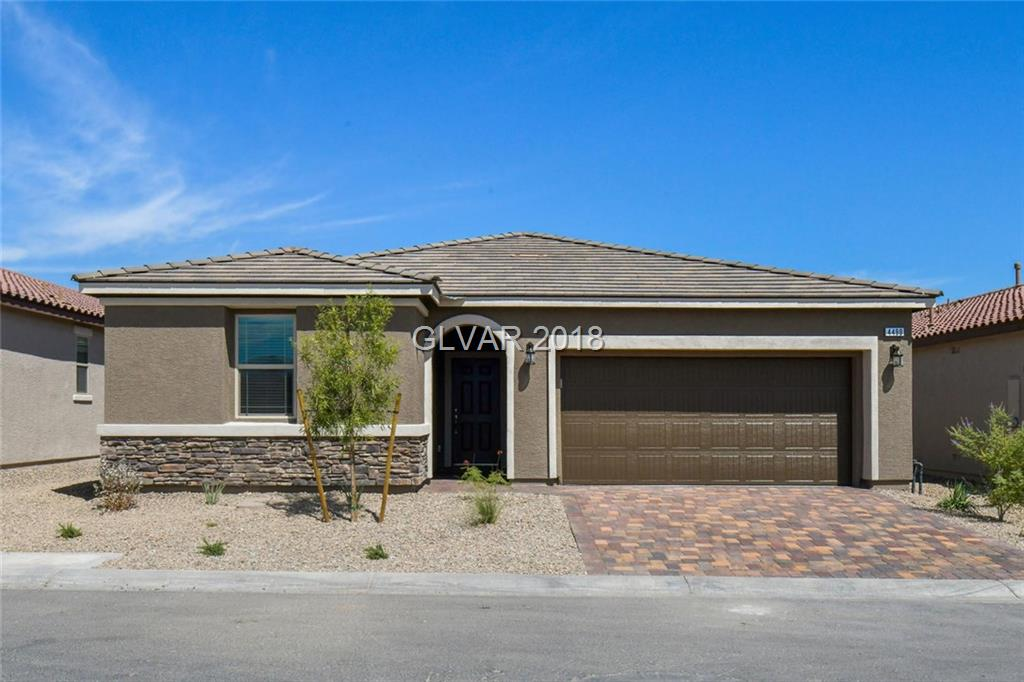 4490 Donald Creek Las Vegas NV 89141