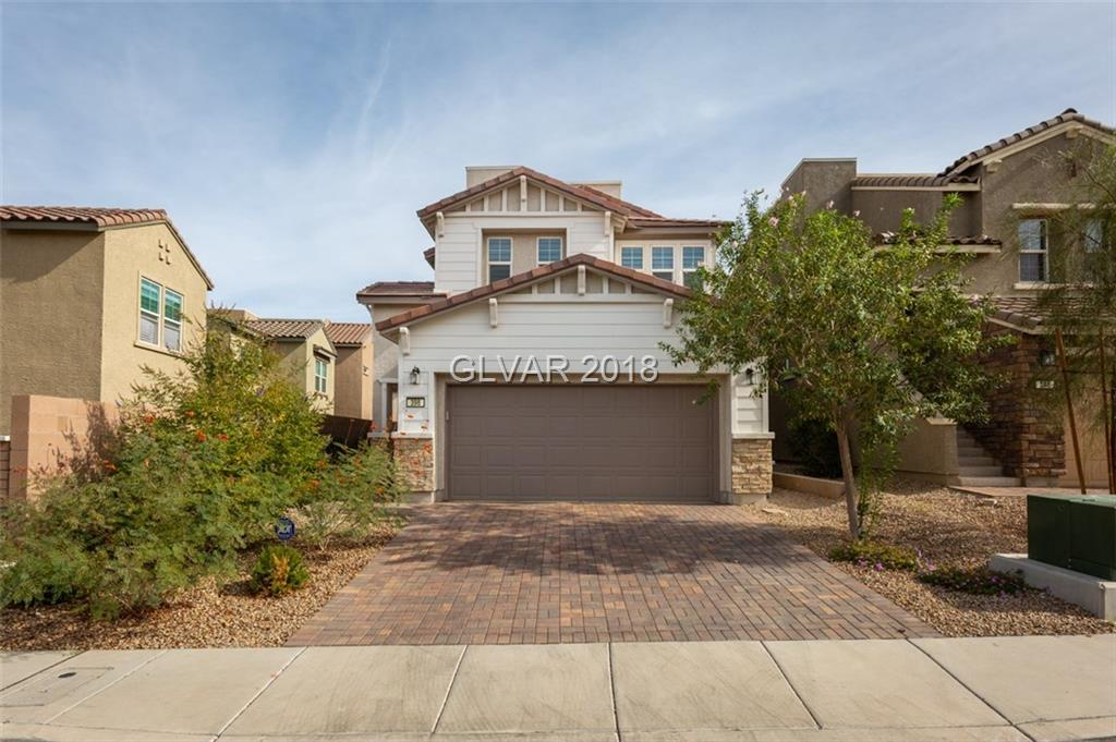 398 Ambitious Street  Henderson, NV 89011