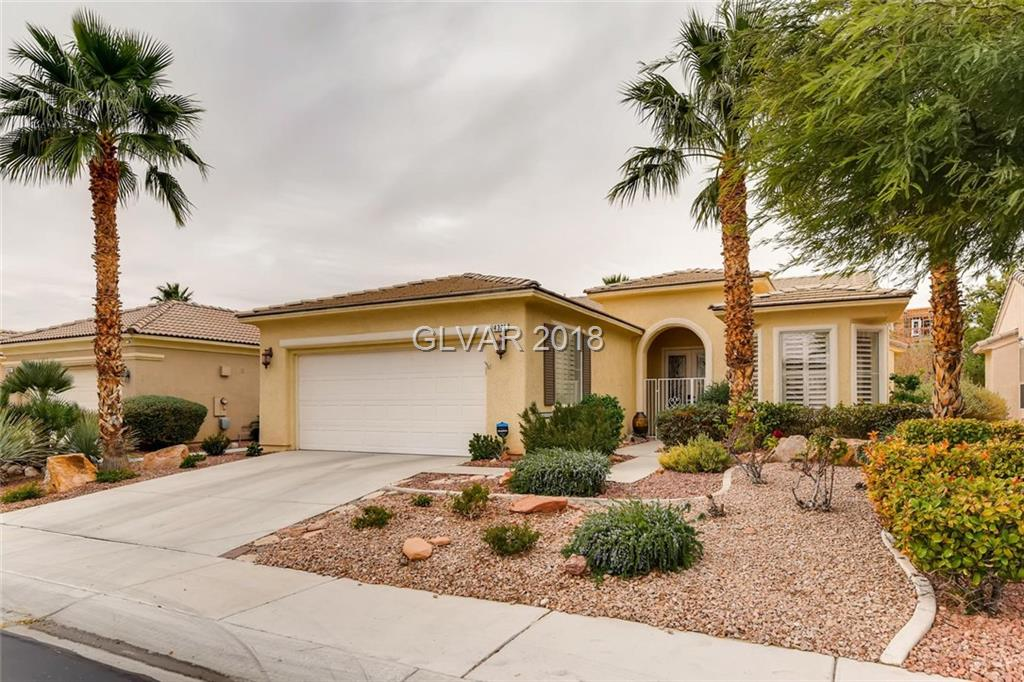 4325 Bella Cascada Street  Las Vegas, NV 89135