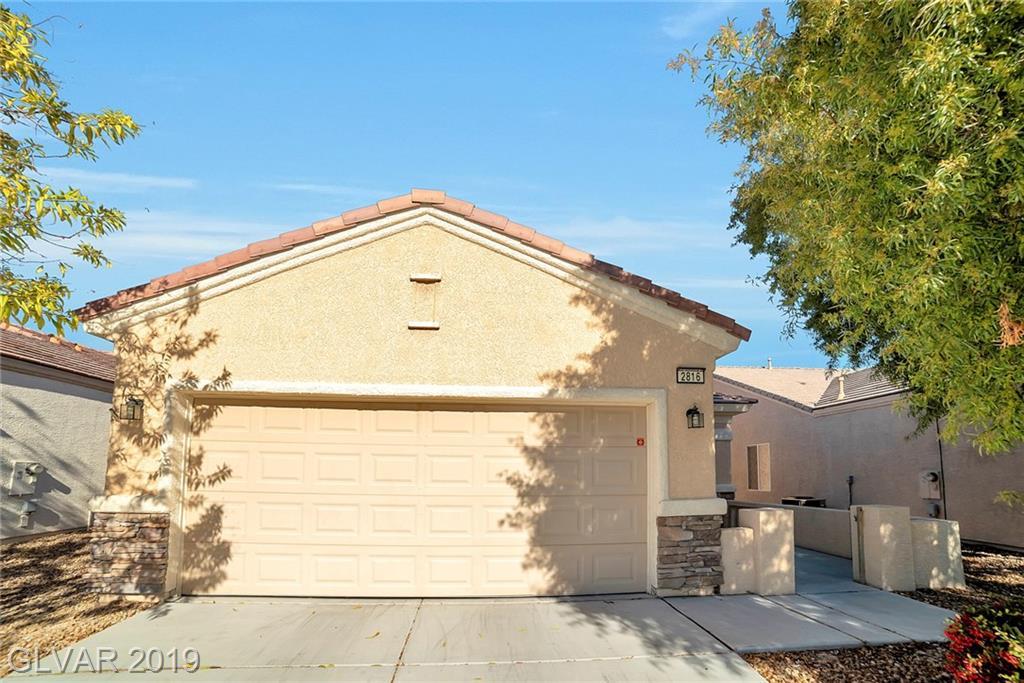 2816 Willow Wren Drive  North Las Vegas, NV 89084