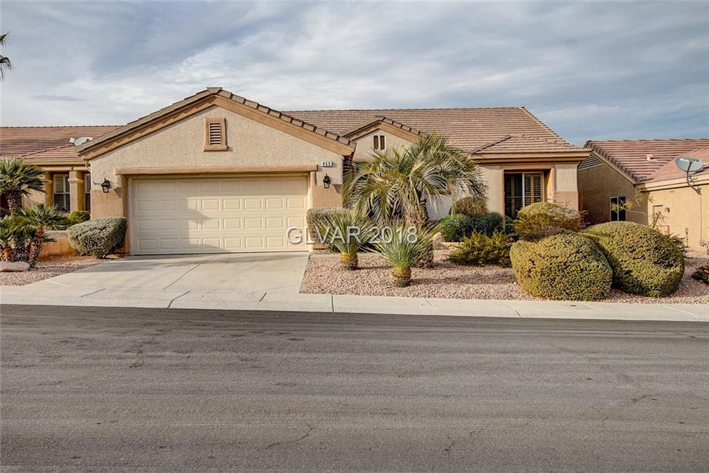 455 Stovall Cress Court  Henderson, NV 89012