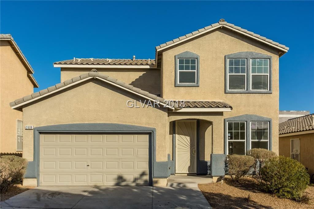 2608 Living Rock Avenue  Las Vegas, NV 89106
