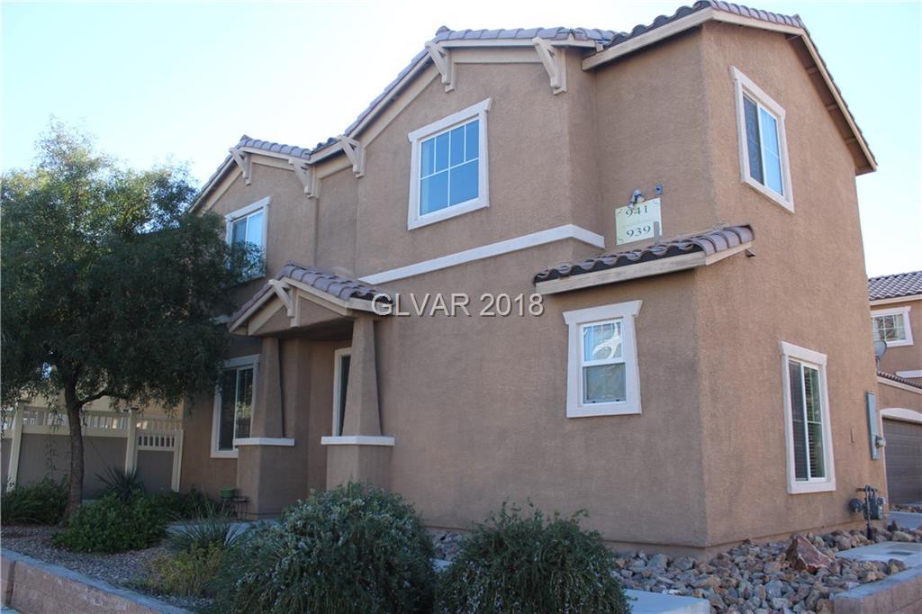 939 Sable Chase Place  Las Vegas, NV 89011