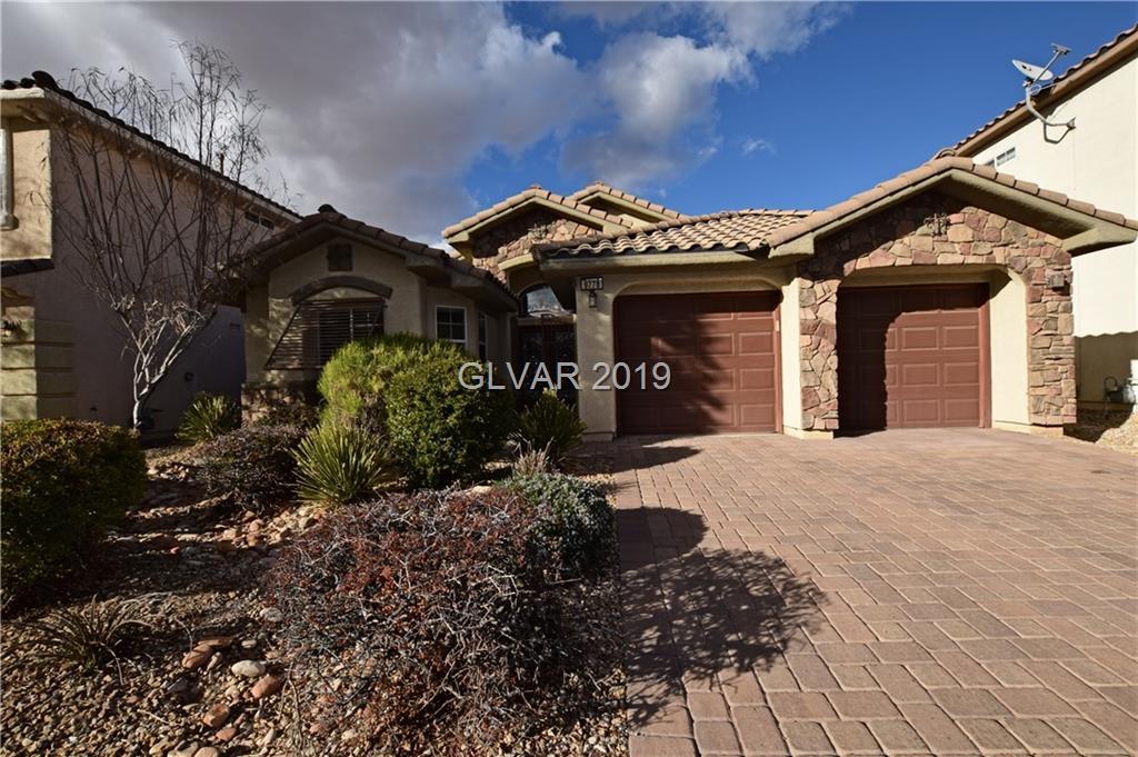 Home for sale in Mountains Edge Las Vegas Florida