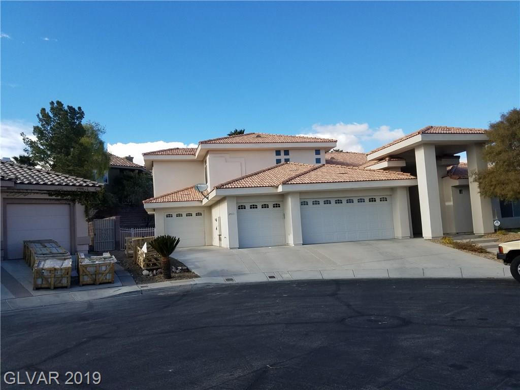 Home for sale in Summerlin North Las Vegas Florida