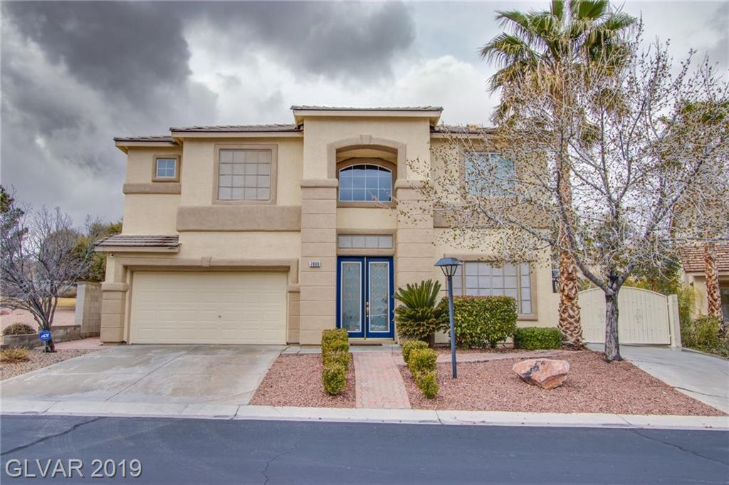 7869 Russling Leaf Drive  Las Vegas, NV 89131
