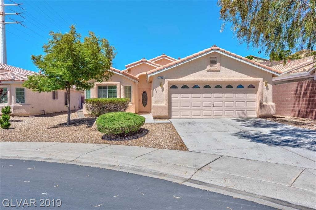 2292 Dakota Sky Court  Henderson, NV 89052