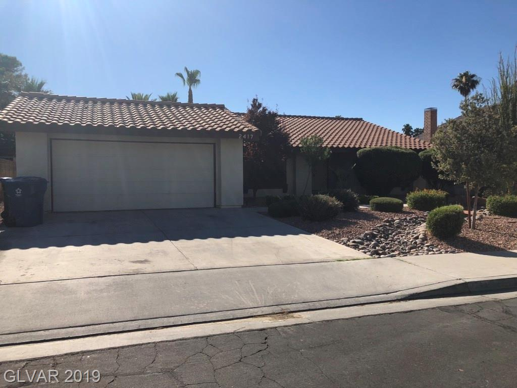 2417 Doherty Way  Henderson, NV 89014