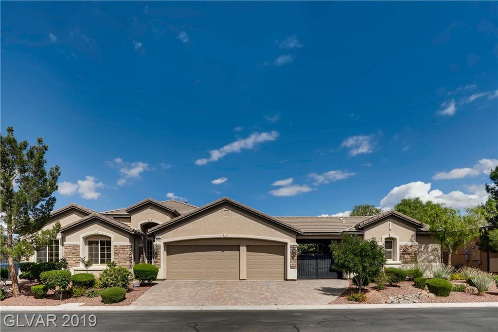 Home for sale in Canyon Estates Las Vegas Florida
