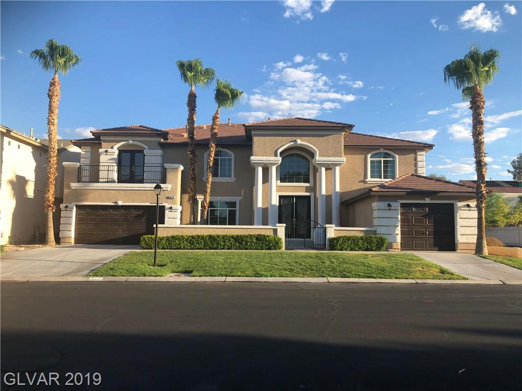 Home for sale in Silverado Ranch Las Vegas Florida