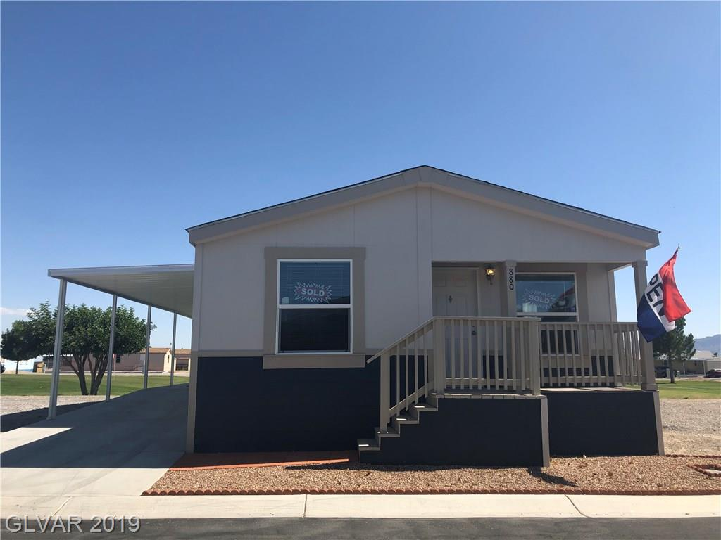 Home for sale in Desert Greens Pahrump Florida