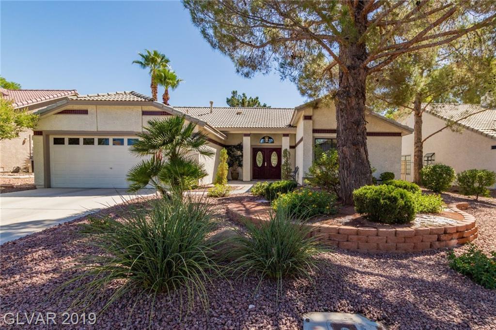 5416 Singing Hills Drive  Las Vegas, NV 89130