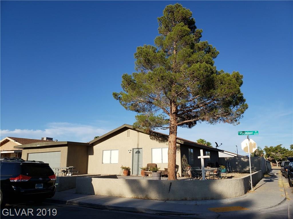 4238 Paramount Street  Las Vegas, NV 89115