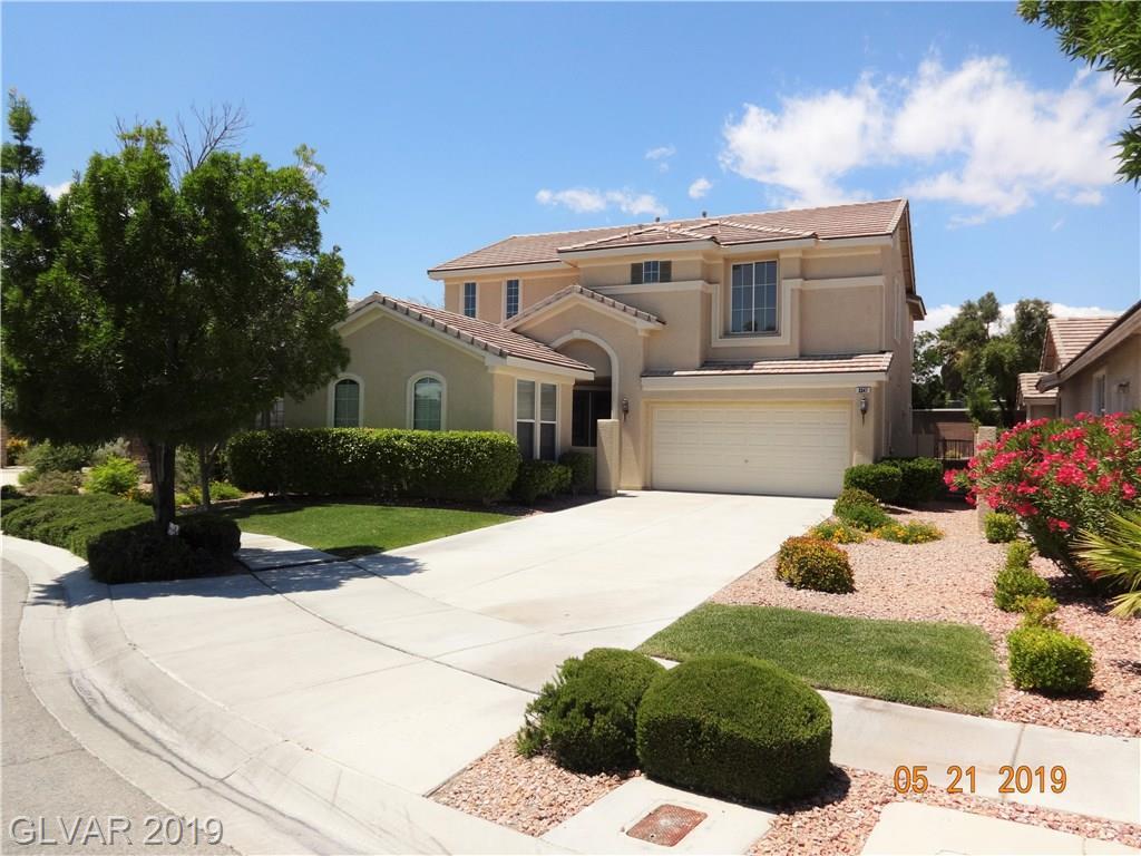 3347 Chesterbrook Court  Las Vegas, NV 89135