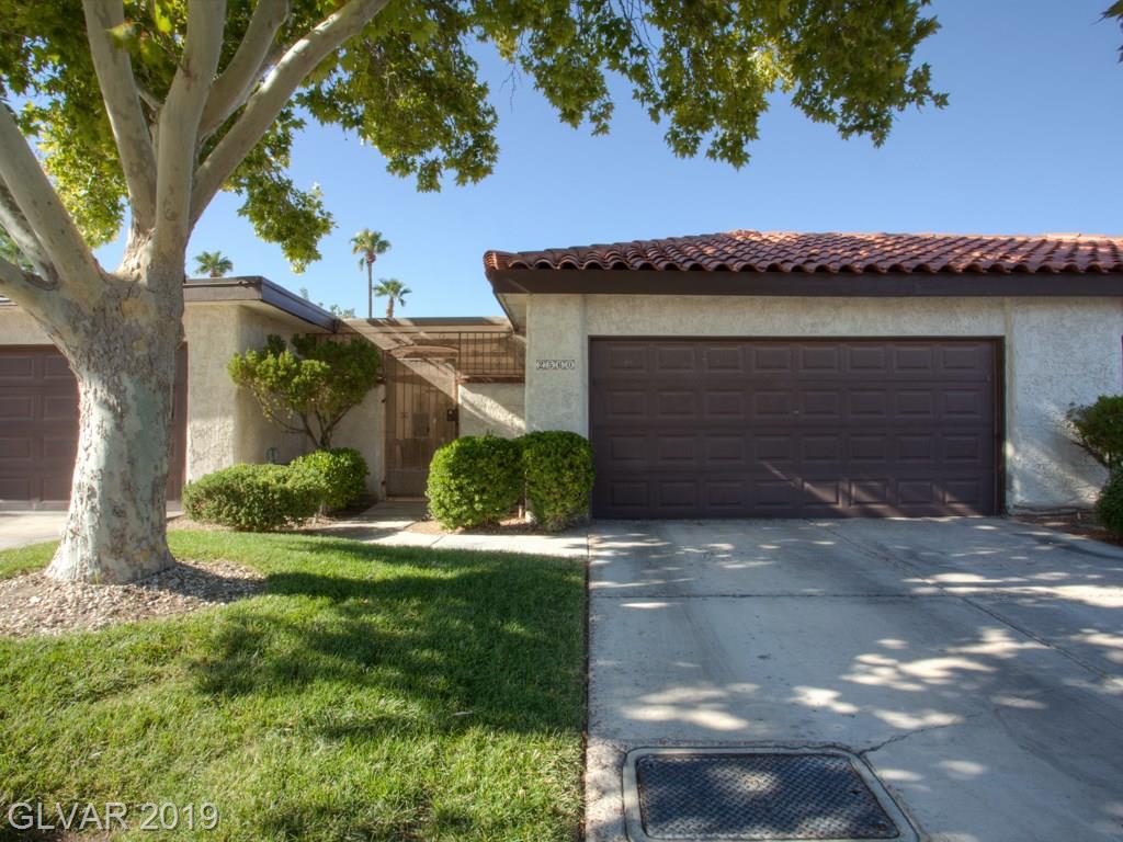 2560 La Cara Avenue  Las Vegas, NV 89121