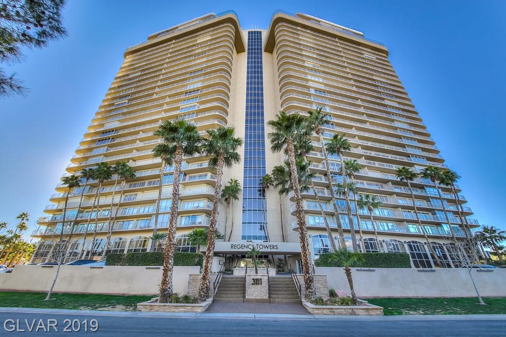 3111 Bel Air Drive 19c  Las Vegas, NV 89109