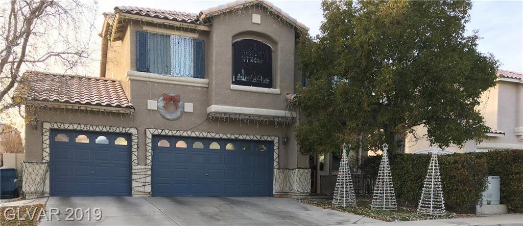 1343 Villa Park Court  Las Vegas, NV 89110