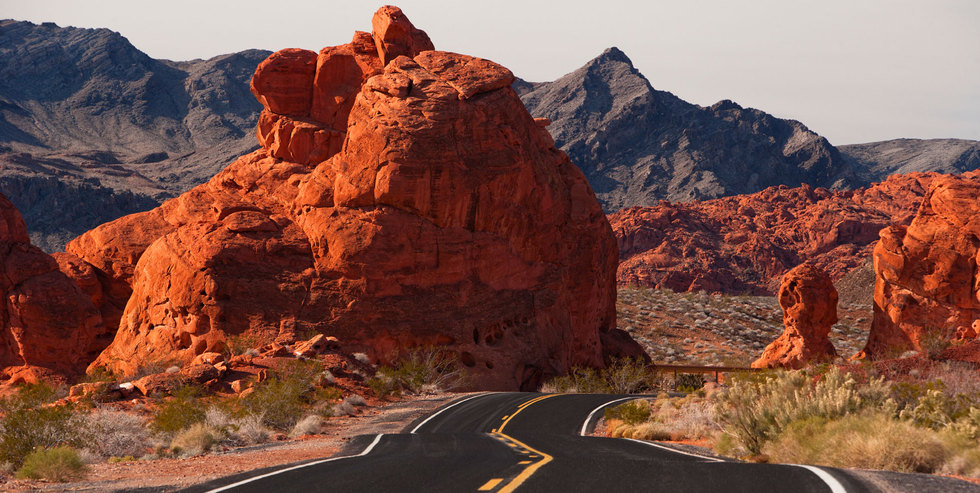Road trip valley of fire