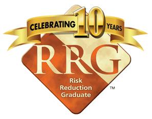 Rrg 10yr logo