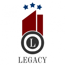 Legacy international logo