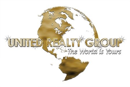 United realty group golden logo