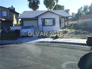 3608 Amazon Avenue Las Vegas, Nevada 89110