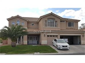 453 Mountain Villa Drive Las Vegas, Nevada 89110