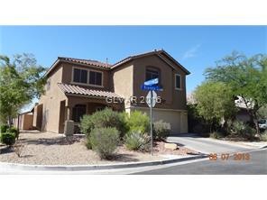 2844 King Michael Avenue North Las Vegas, Nevada 89086