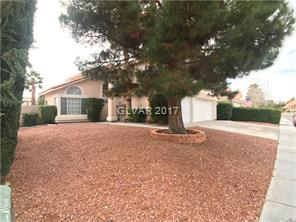 1228 Arc Dome Avenue North Las Vegas, Nevada 89031