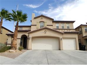 6336 Villa Emo Street North Las Vegas, Nevada 89031