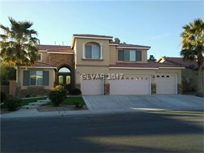 1407 Silent Sunset Avenue North Las Vegas, Nevada 89084