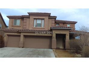 2404 Mountain Rail Drive Las Vegas, Nevada 89084