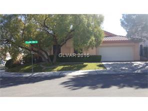 1713 Crystal Creek Circle Las Vegas, Nevada 89128