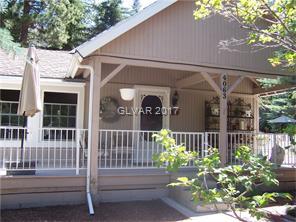 4063 Zugspitz Way Mount Charleston, Nevada 89124