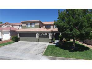 1702 Autumn Sage Avenue North Las Vegas, Nevada 89031