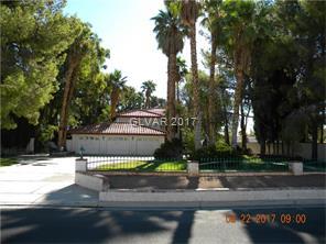 2860 Monte Cristo Way Las Vegas, Nevada 89117