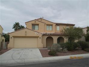 1609 Firefly Ranch Lane North Las Vegas, Nevada 89081