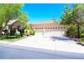 490 Fynn Valley Drive Las Vegas, Nevada 89148